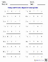 Ordering Rational Numbers Worksheet Best Of 12 Best Of Coordinate Graphing Worksheets 5th Grade