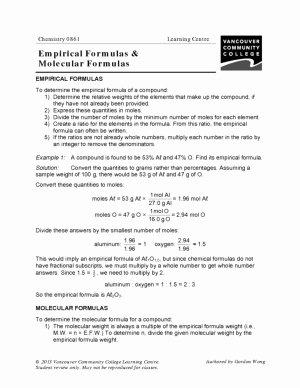 Organic Compounds Worksheet Answers Beautiful organic Pounds Student Worksheet Answer Key Example
