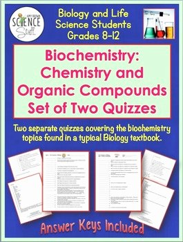 Organic Compounds Worksheet Answers Lovely organic Pounds Student Worksheet Answer Key Example