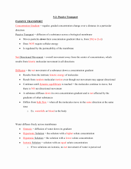 Osmosis and tonicity Worksheet Unique Osmosis and tonicity Worksheet