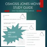 Osmosis Jones Movie Worksheet Inspirational Osmosis Jones Worksheet Teaching Resources