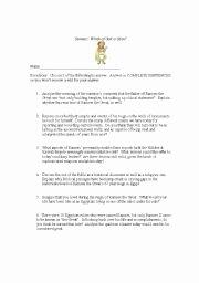 Osmosis Jones Movie Worksheet Luxury Osmosis Jones Video Worksheet Answers