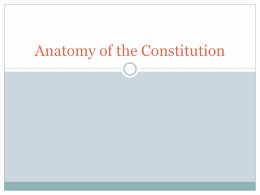 Outline Of the Constitution Worksheet Awesome Outline and Summary Of the United States Constitution