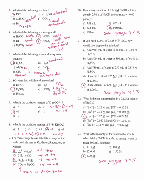 Oxidation and Reduction Worksheet New assigning Oxidation Numbers Worksheet