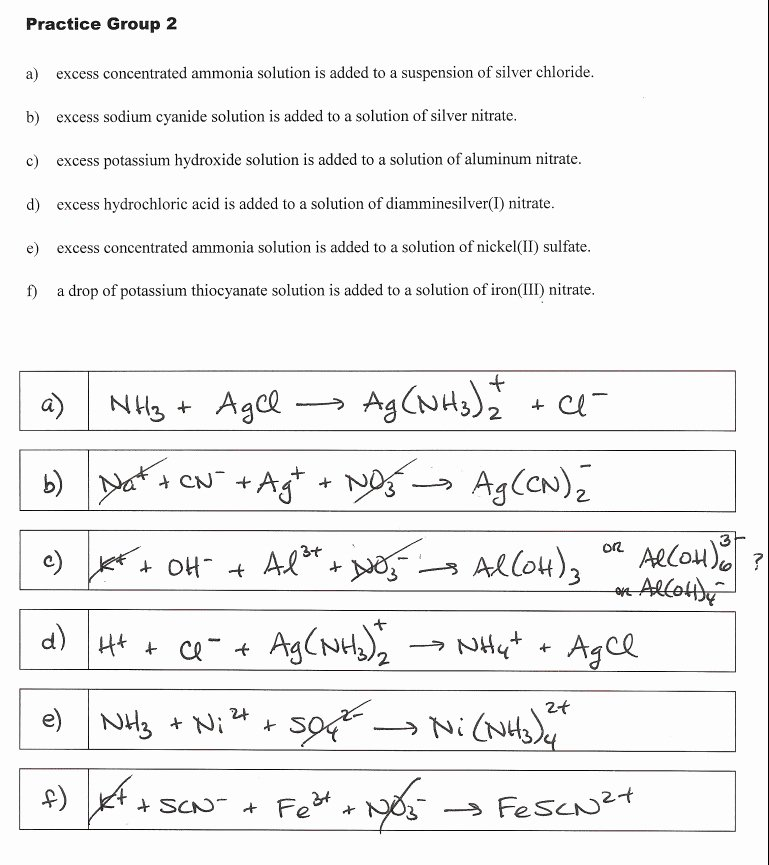 Oxidation Reduction Worksheet Answers Luxury Balancing Redox Reactions Worksheet