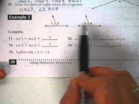 Pairs Of Angles Worksheet Answers Awesome Geometry Worksheet Angle Pairs Part 2