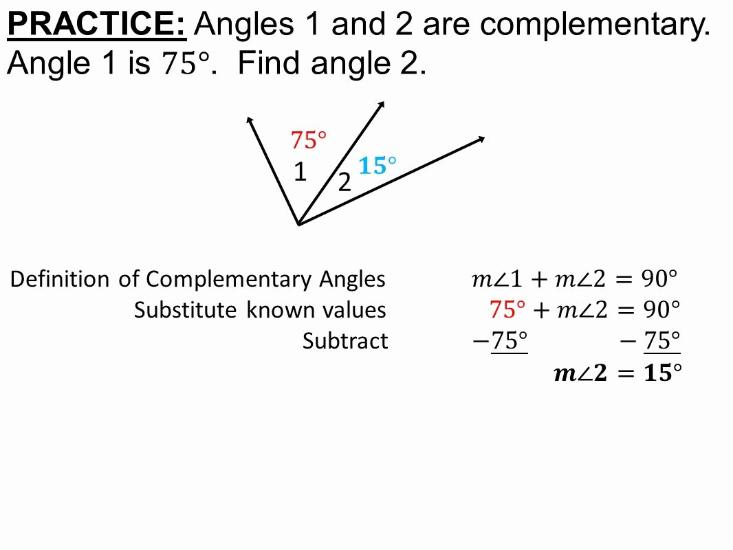 Pairs Of Angles Worksheet Answers Inspirational Geometry Section 15 Angle Pair Relationships Practice