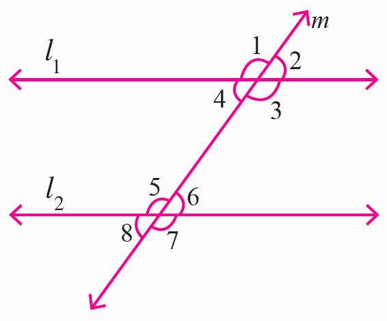 Parallel Lines Transversal Worksheet Fresh Parallel Lines and Transversal Worksheet