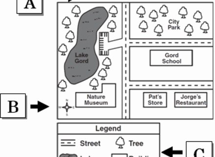 Parts Of A Map Worksheet Elegant Map Elements Worksheet Find the Parts Have Fun Teaching