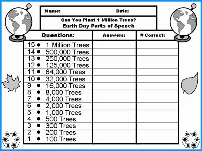 Parts Of Speech Review Worksheet Beautiful Parts Of Speech Review Lessons Fun Activities to Review
