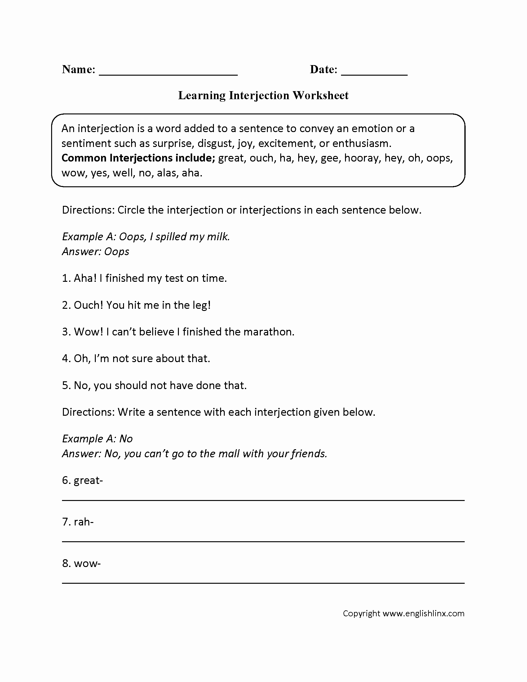 Parts Of Speech Worksheet Pdf Luxury Parts Speech Worksheets