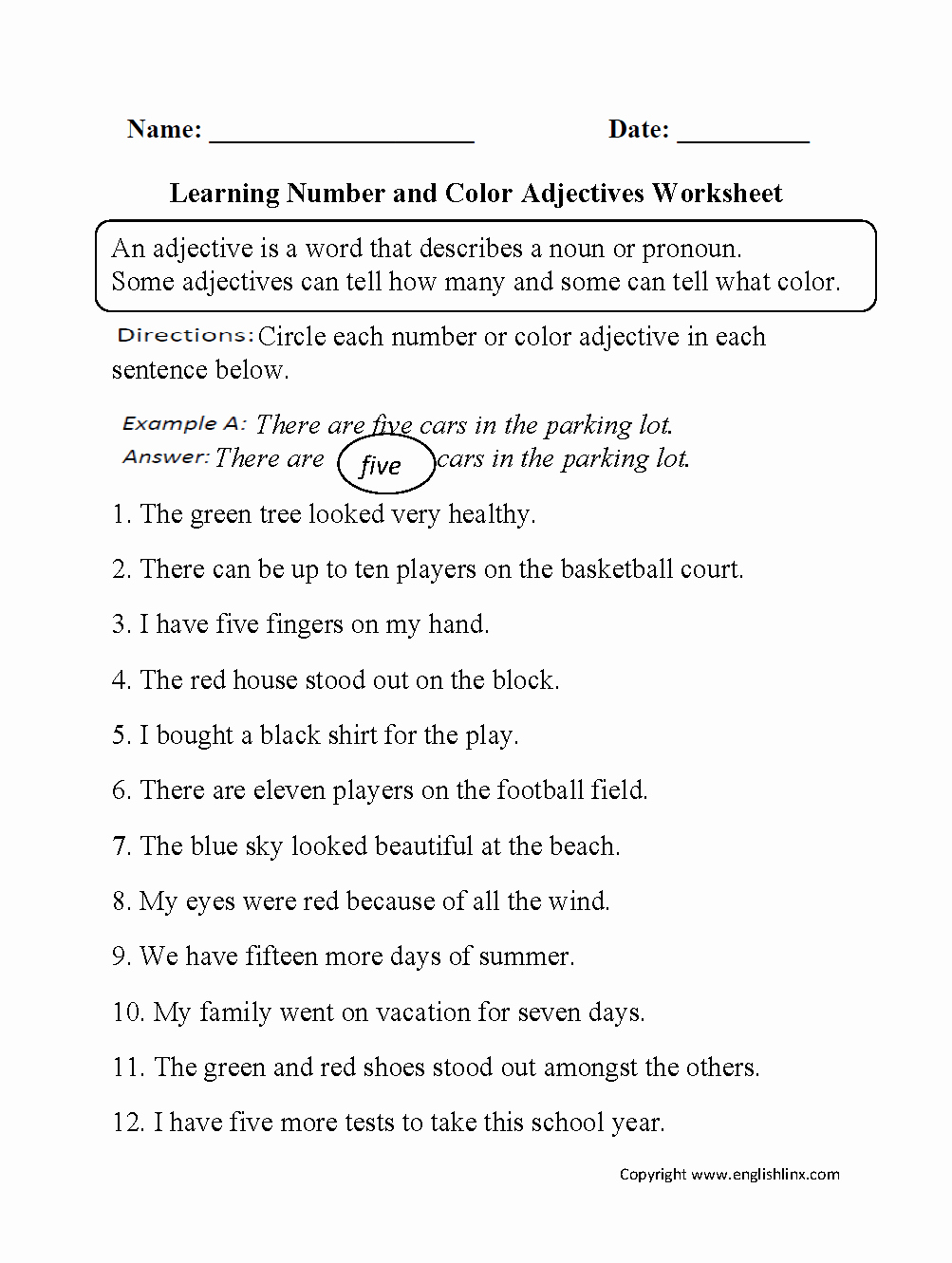 Parts Of Speech Worksheet Pdf Unique Parts Speech Worksheets