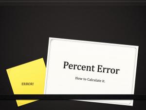 Percent Error Worksheet Answer Key Awesome Density Worksheet 1