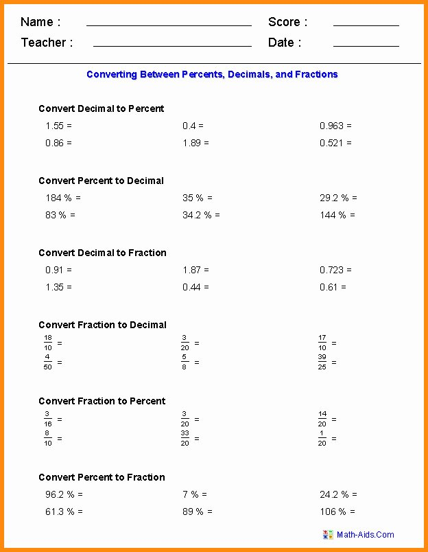 Percent Error Worksheet Answers Awesome Percent Problems Worksheet