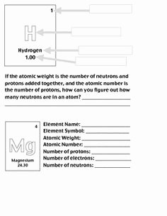 Periodic Table Activity Worksheet Elegant 1000 Images About Chemistry Help On Pinterest