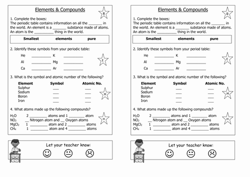 Periodic Table Activity Worksheet Lovely Periodic Table Activity Sheet