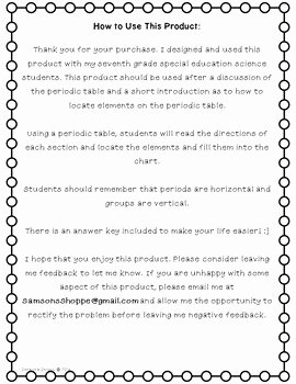 Periodic Table Scavenger Hunt Worksheet Fresh Periodic Table Of Elements Scavenger Hunt Review Game
