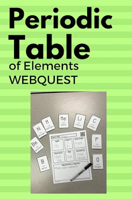 Periodic Table Webquest Worksheet Answers Luxury Periodic Table Facts Worksheet Answer Key Chem4kids
