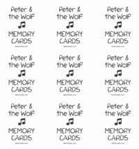 Peter and the Wolf Worksheet Awesome Peter and the Wolf Beth S Notes
