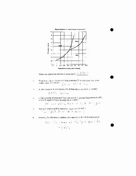 Phase Diagram Worksheet Answers New Phase Diagram Worksheet by Mj