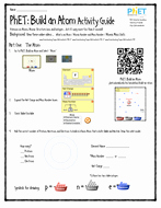 Phet Build An atom Worksheet Best Of Phet Build An atom Activity Guide by Jamesgonyo