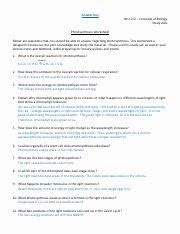 Photosynthesis Worksheet Answer Key Fresh Study Guide Unit 2 Answer Key Synthesis Worksheet