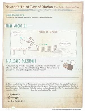 Physical Science Newton's Laws Worksheet Best Of 61 Best Images About Science Worksheets On Pinterest