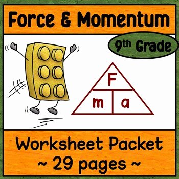 Physical Science Newton's Laws Worksheet Best Of Physical Science Unit 2 force Newton S Laws and