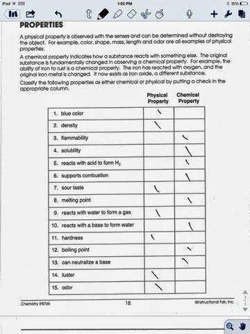 Physical Vs Chemical Changes Worksheet Fresh Physical Vs Chemical Change Worksheet