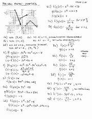 Piecewise Functions Worksheet Answer Key Fresh Piecewise Graphing Answer Worksheet Date 1 5 Parent