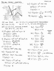Piecewise Functions Worksheet with Answers Awesome Piecewise Graphing Answer Worksheet Date 1 5 Parent