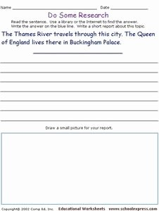 Planet Earth Freshwater Worksheet Inspirational Thames River Lesson Plans & Worksheets