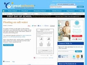 Planet Earth Freshwater Worksheet Lovely Freshwater and Saltwater Lesson Plans & Worksheets