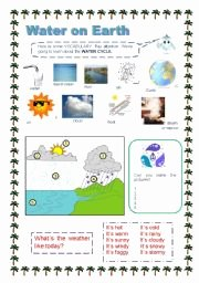 Planet Earth Freshwater Worksheet Luxury Water Worksheets