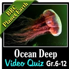 Planet Earth Ocean Deep Worksheet Lovely My Bbc Life & Planet Earth Resources On Pinterest