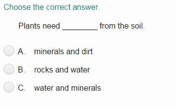 Plant Parts and Functions Worksheet Luxury Plant Parts and their Function Quiz Turtle Diary