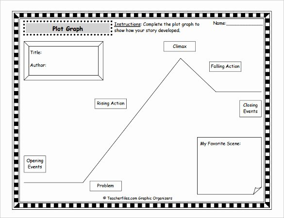 Plot Diagram Worksheet Pdf Beautiful Plot Diagram Template Free Word Excel Documents