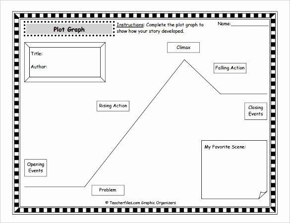 Plot Diagram Worksheet Pdf Beautiful Plot Diagram Template Free Word Excel Documents