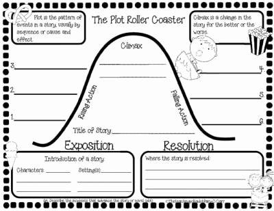 Plot Diagram Worksheet Pdf Fresh Image Result for Narrative Plot Line Eld tools