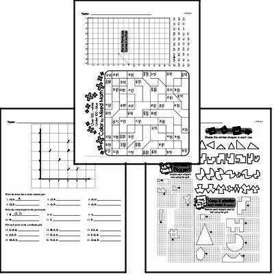 Plotting Points Worksheet Pdf Beautiful Free Fourth Grade Geometry Pdf Worksheets