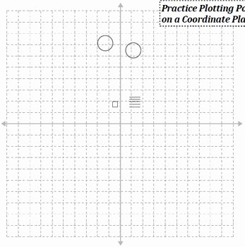 Plotting Points Worksheet Pdf Beautiful Picture Graphing Robot Plotting Points On A Coordinate
