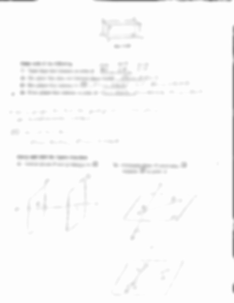 Points Lines and Planes Worksheet Luxury Chapter E Points Lines and Planes Worksheet Honors