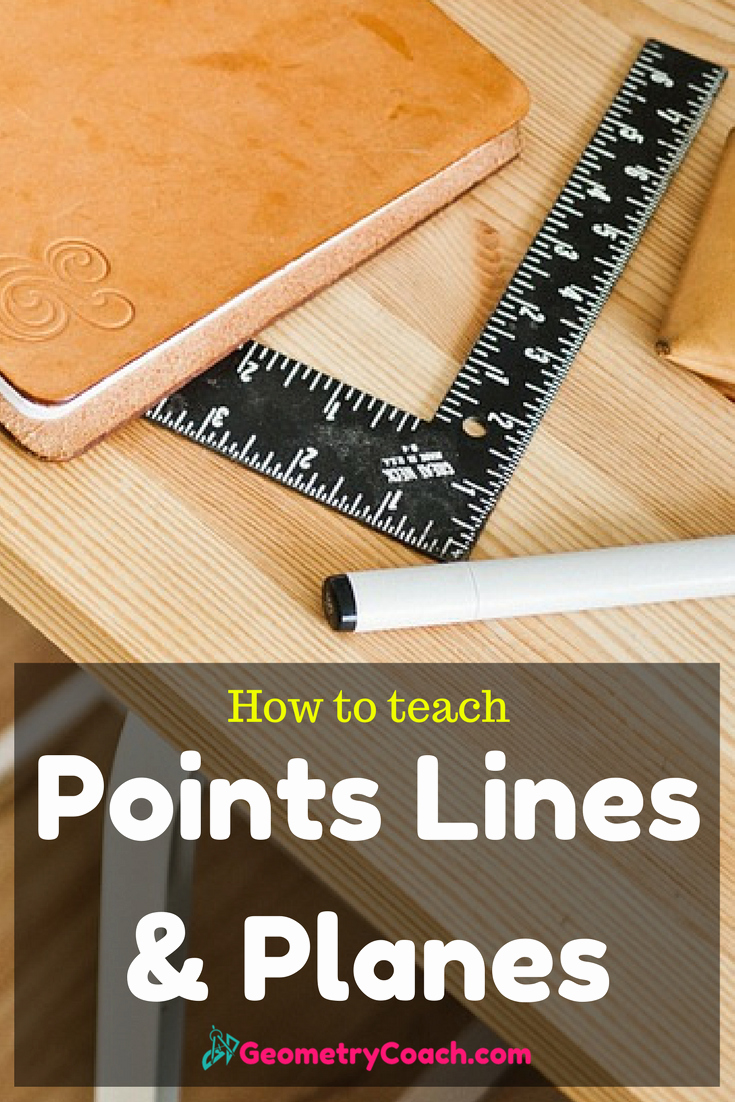 Points Lines and Planes Worksheet Luxury Points Lines and Planes