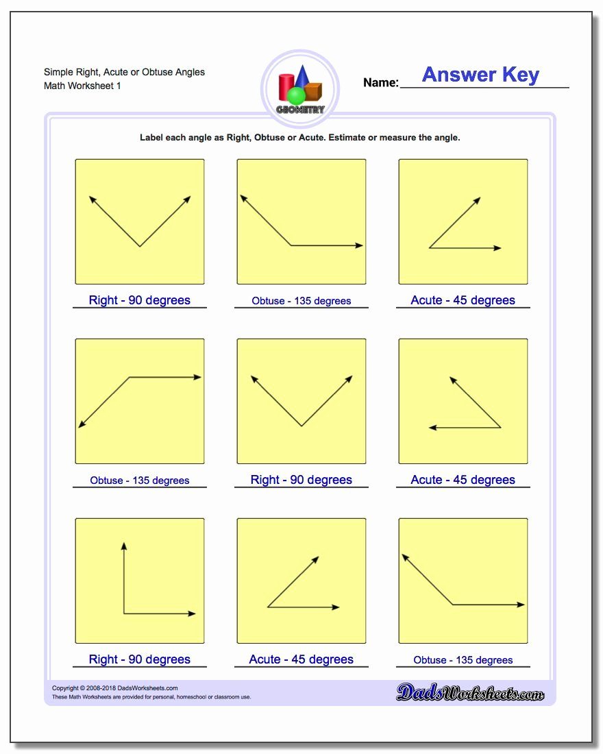 Polygon and Angles Worksheet Fresh Basic Geometry
