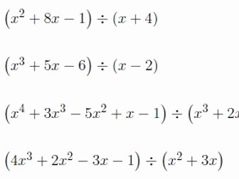 Polynomial Long Division Worksheet Best Of Long Division Of Polynomials Worksheets with solutions