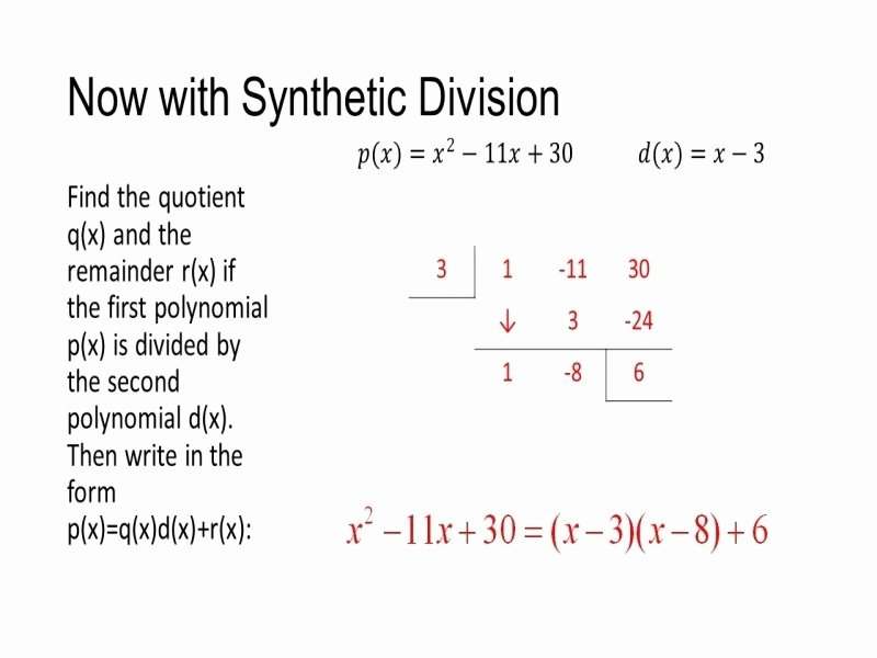 Polynomial Long Division Worksheet Best Of Long Division Polynomials Worksheet Free Printable