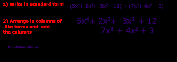 Polynomial Word Problems Worksheet Fresh Step 2