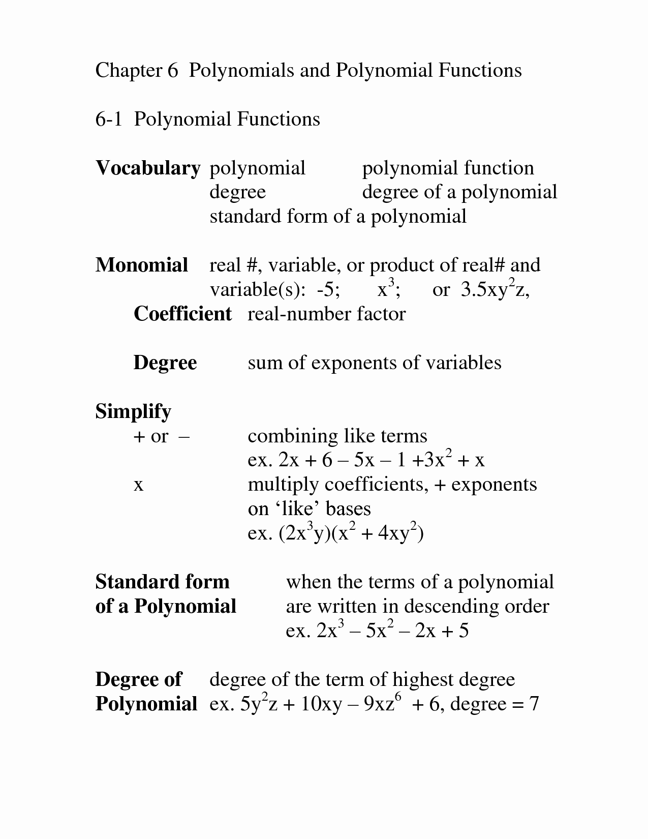 Polynomials Worksheet with Answers Lovely 10 Best Of Factoring Quadratic Polynomials
