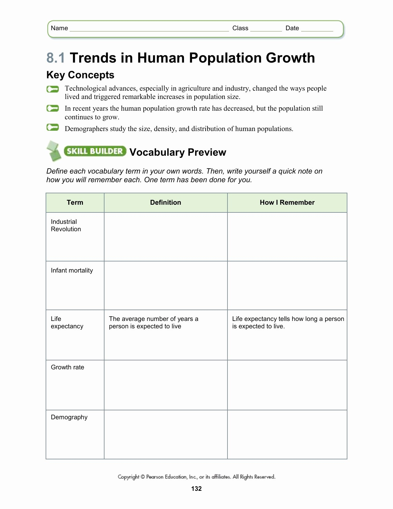 Population Growth Worksheet Answers Inspirational Human Population Growth Worksheet the Best Worksheets