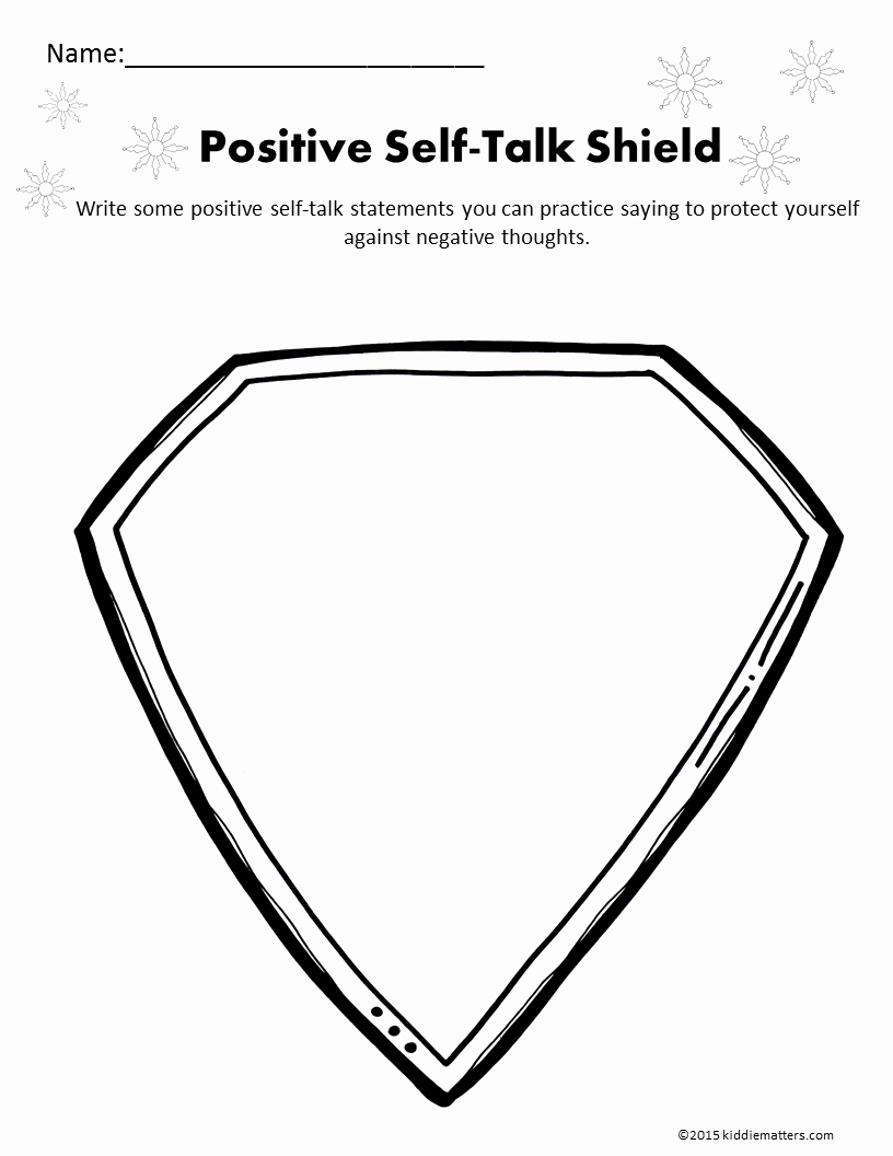 Positive Self Talk Worksheet Awesome Best social Skills Games for Teaching Kids social Skills